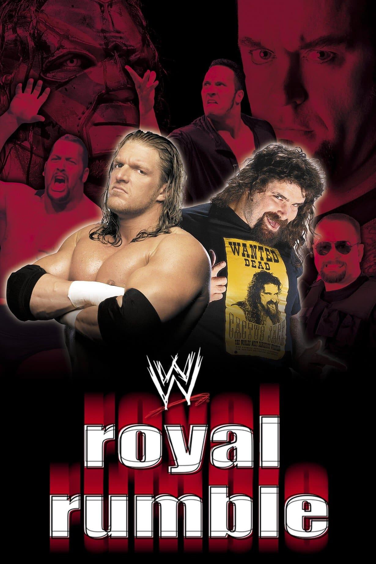 WWE Royal Rumble 2000