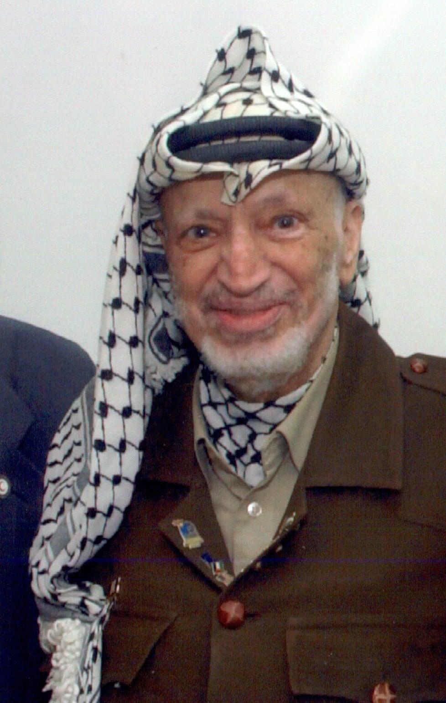 Arafat, My Brother