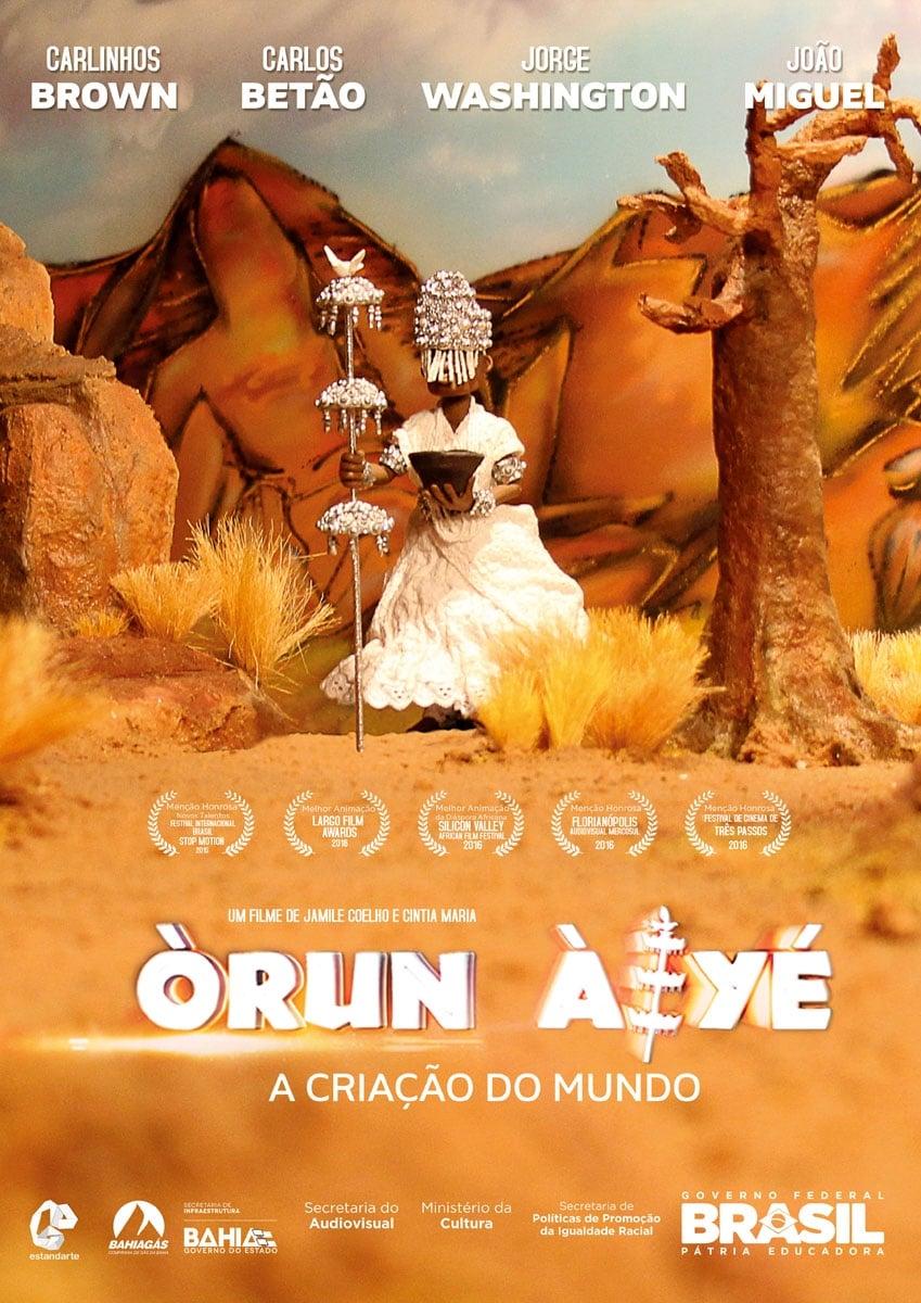 Òrun Àiyé - A Criação do Mundo