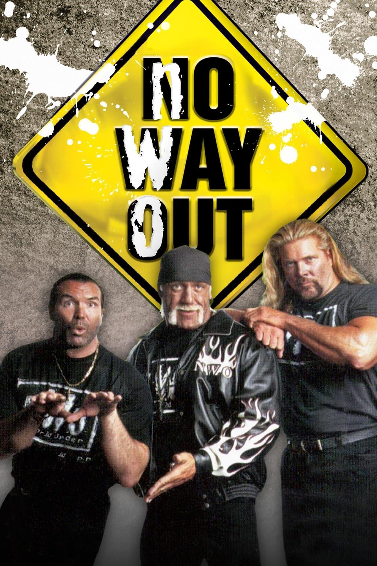 WWE No Way Out 2002