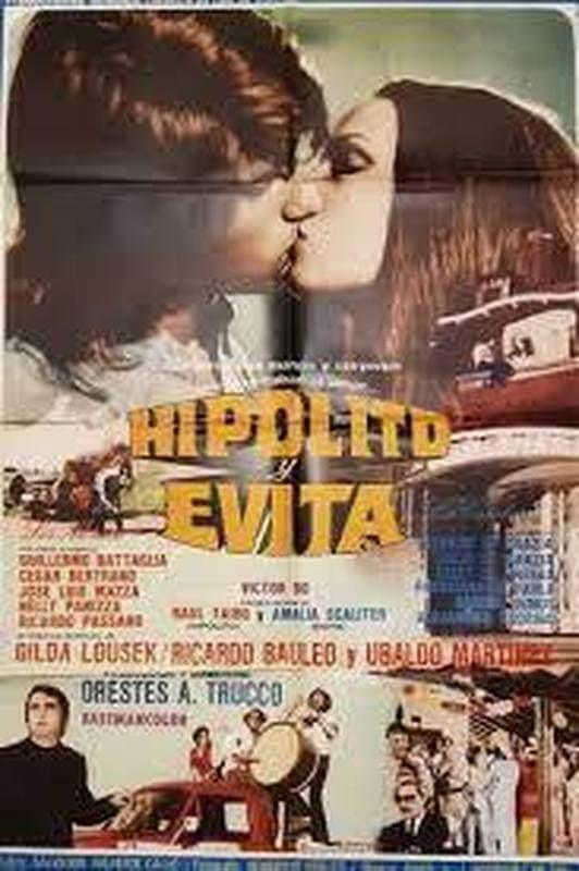 Hipólito y Evita