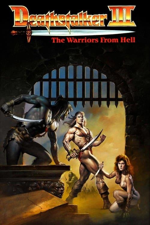 Deathstalker III. Los guerreros del infierno