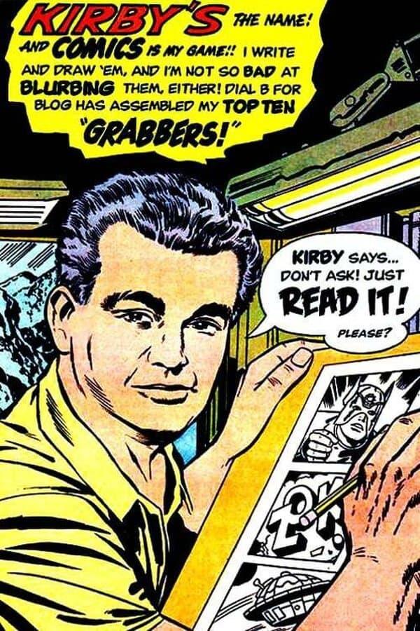 Jack Kirby: Story Teller
