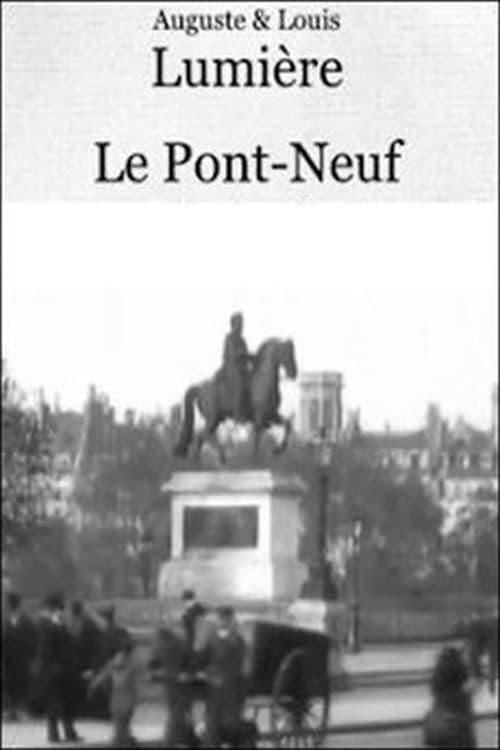Paris, le Pont-Neuf