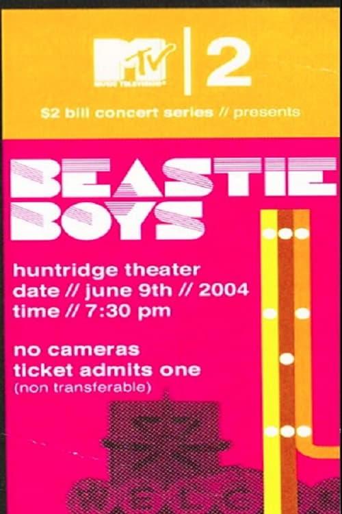 Beastie Boys $2 Bill