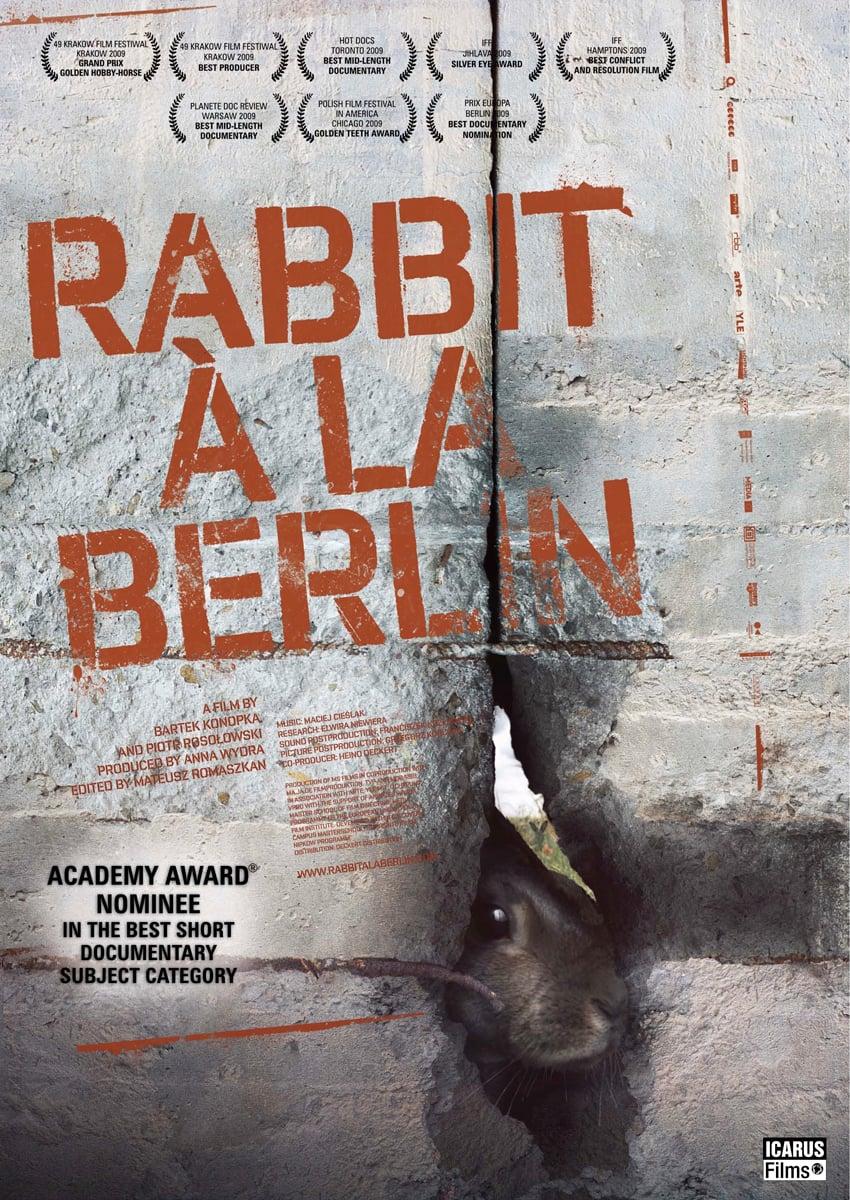 Rabbit à la Berlin (Conejo a la berlinesa)