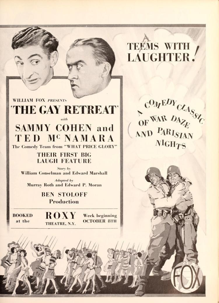 The Gay Retreat