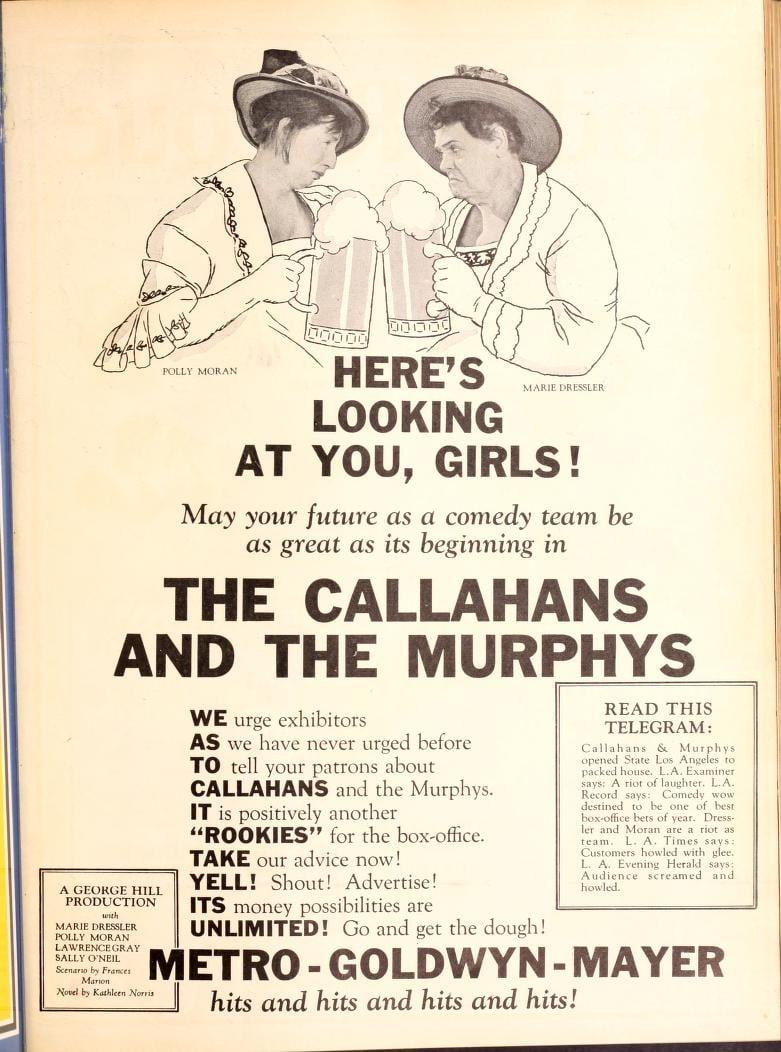 The Callahans and the Murphys