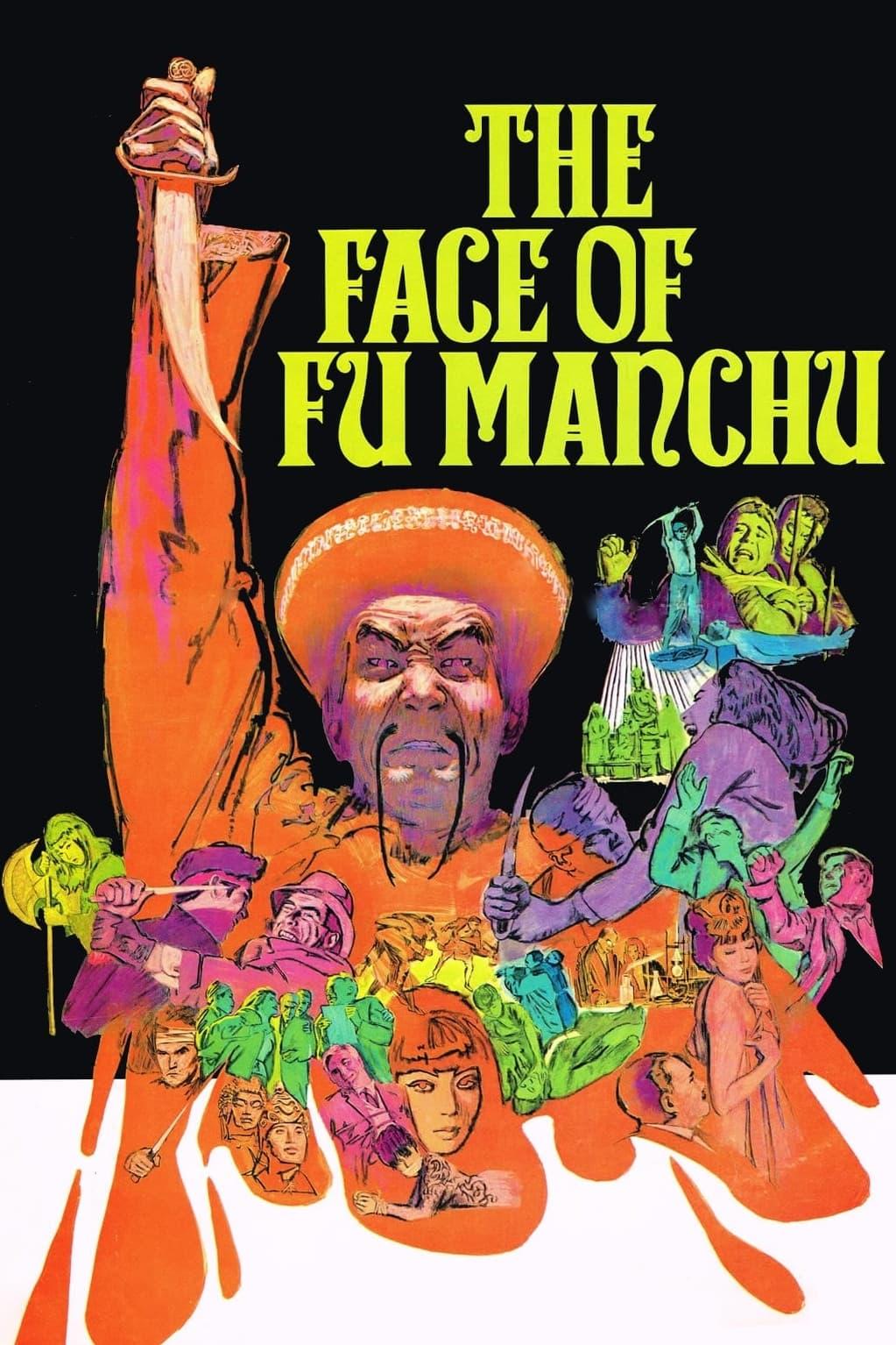 A Face de Fu Manchu