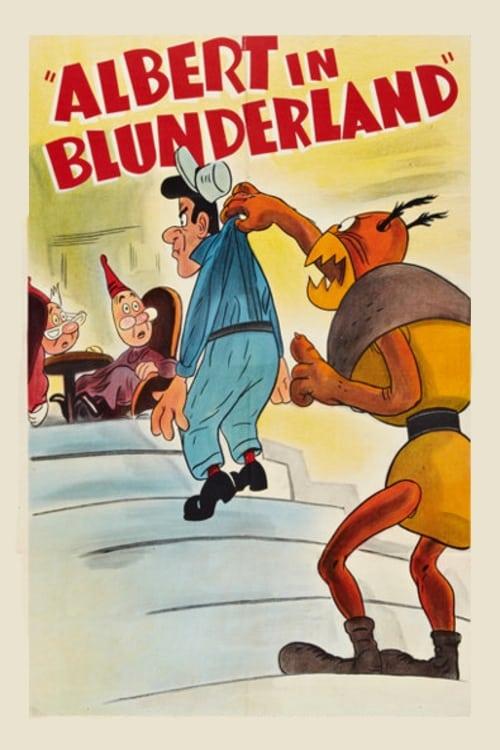 Albert in Blunderland