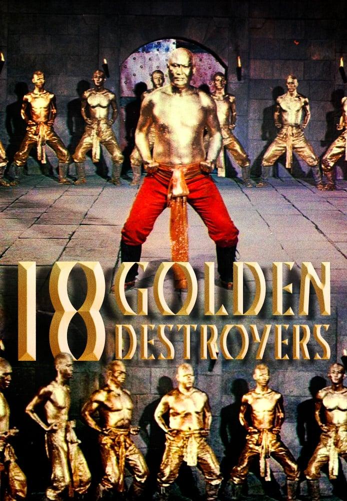 Golden Destroyers