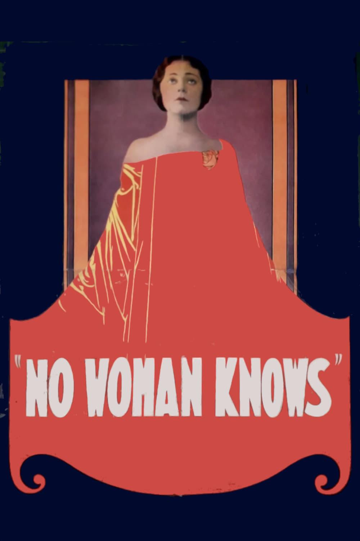 No Woman Knows