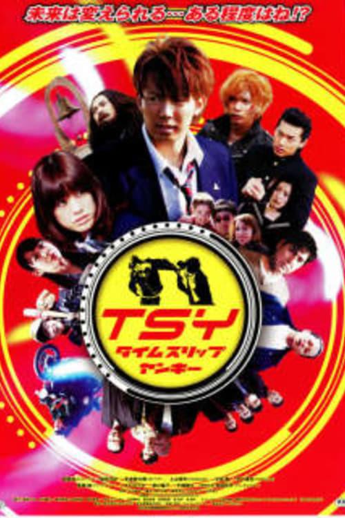 TSY: Time Slip Yankee
