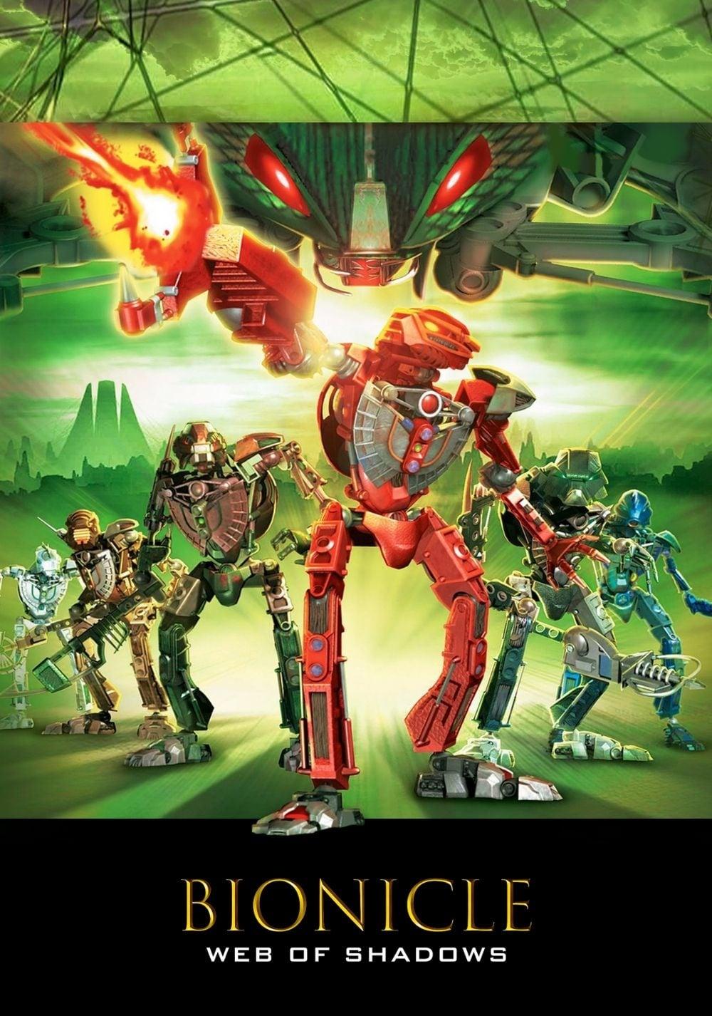 Bionicle 3 Teia de Sombras