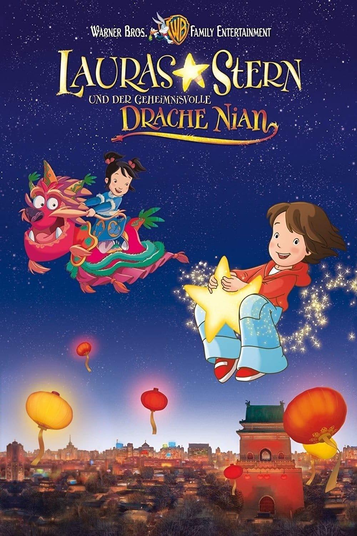 La Estrella de Laura y el Misterioso Dragón Nian