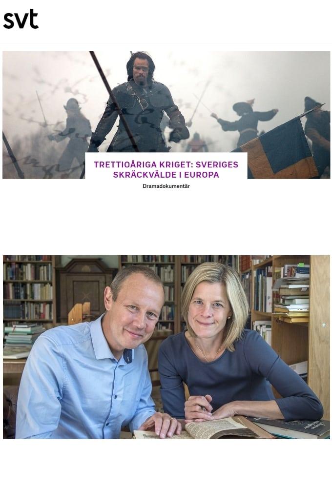 Trettioåriga kriget - Sveriges skräckvälde i Europa