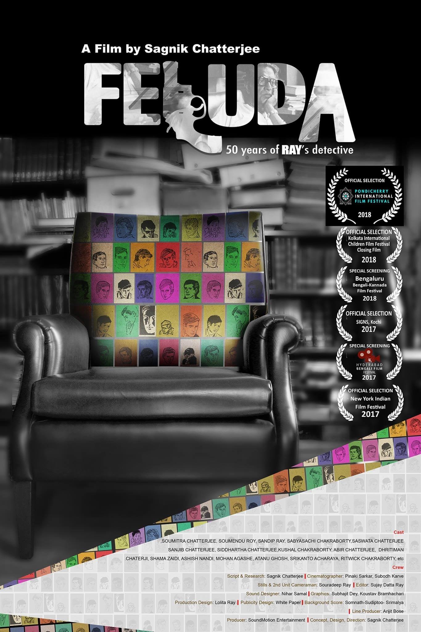 Feluda: 50 Years of Ray's Detective