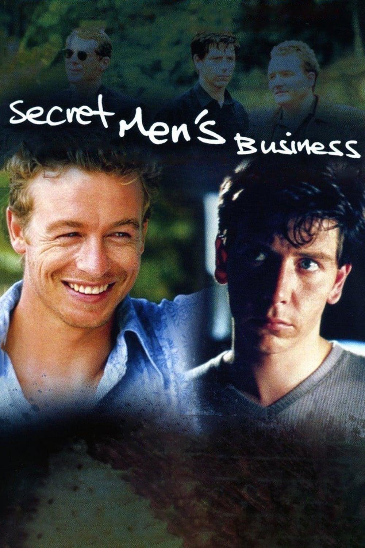 Secret Men's Business