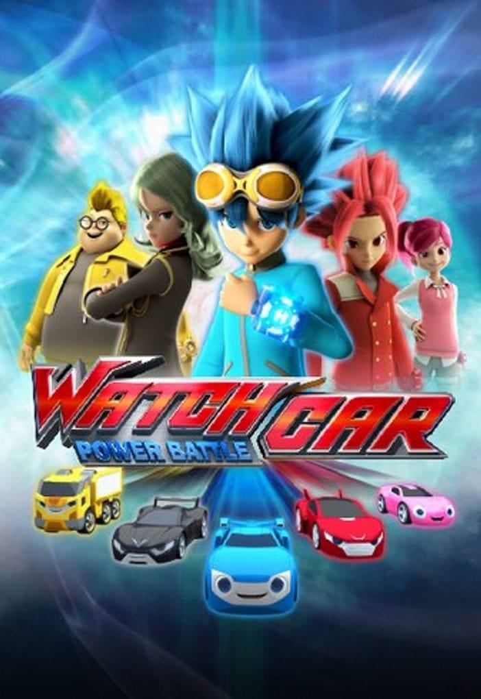 Power Battle Watch Car