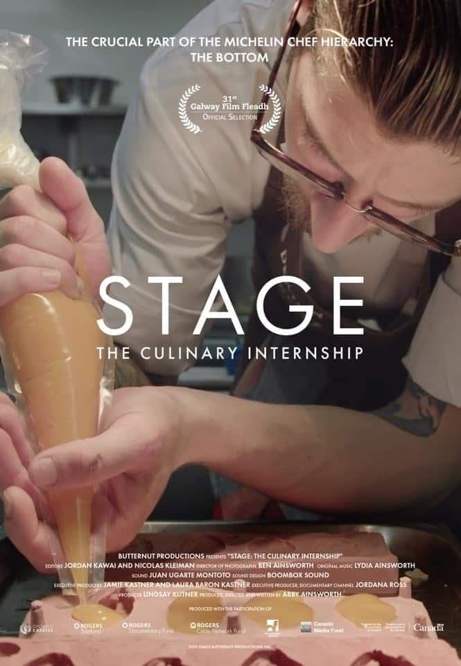 Stage: The Culinary Internship