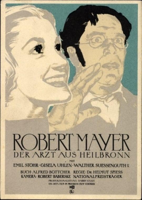 Robert Mayer, der Arzt aus Heilbronn