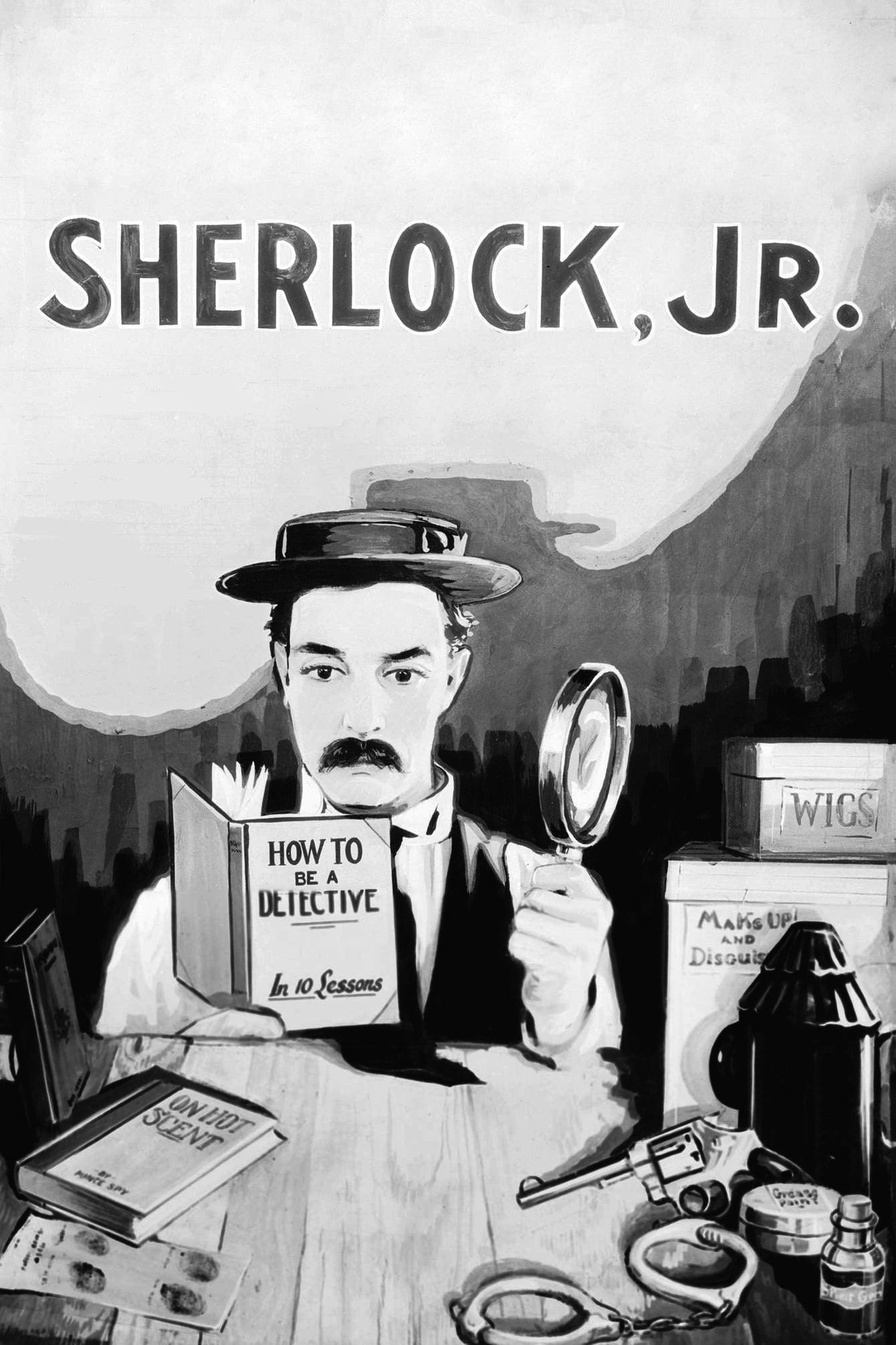 Sherlock Jr. - Bancando o Águia