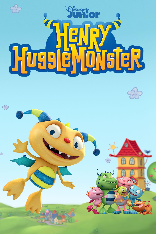 Henry El Monstruo Feliz