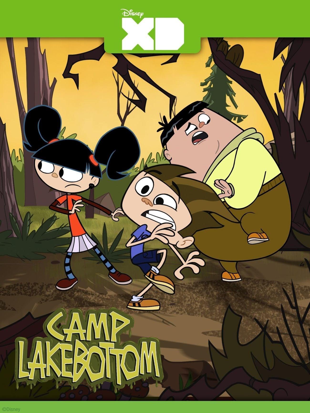 Campamento Lakebottom