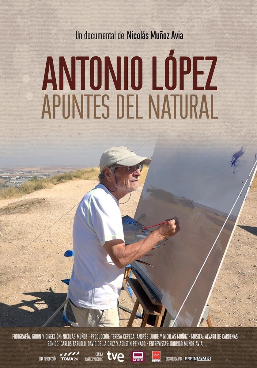 Antonio López: apuntes del natural