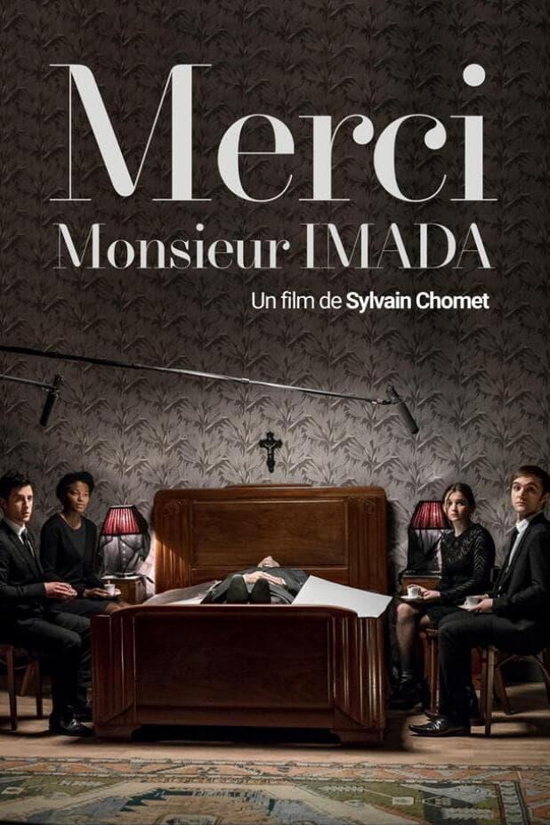 Merci Monsieur Imada