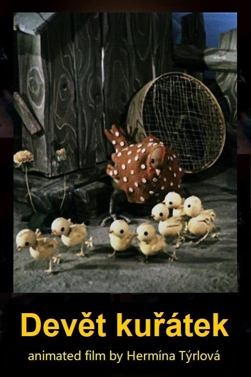 Nine Chicks