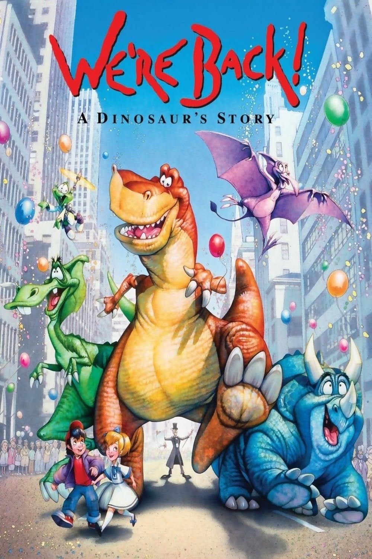 We're Back! A Dinosaur's Story