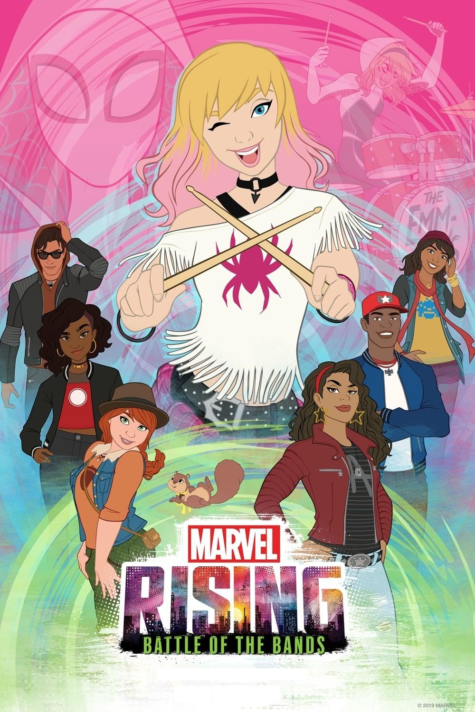 Marvel Rising: Batalha das Bandas