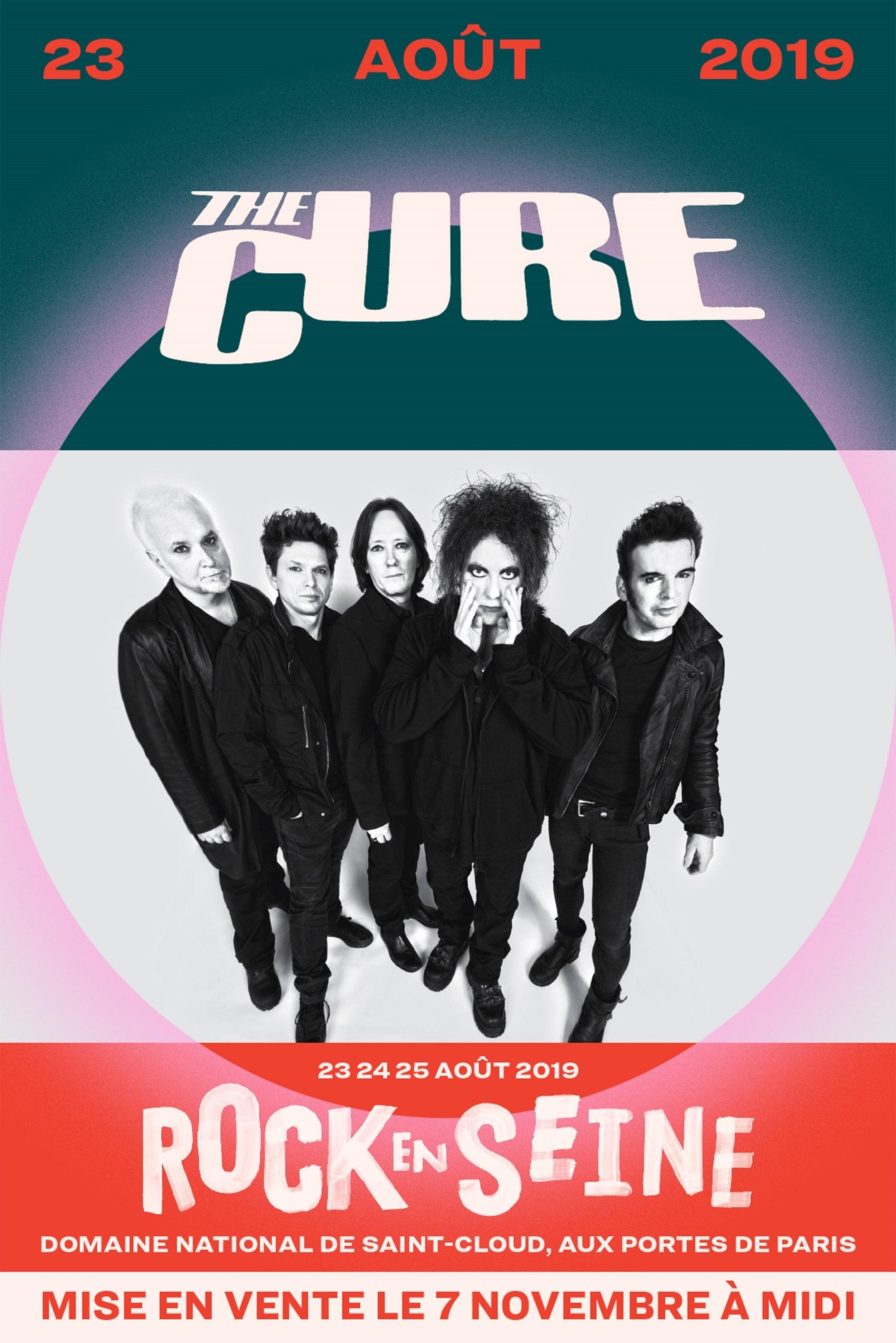 The Cure : Live Rock en Seine