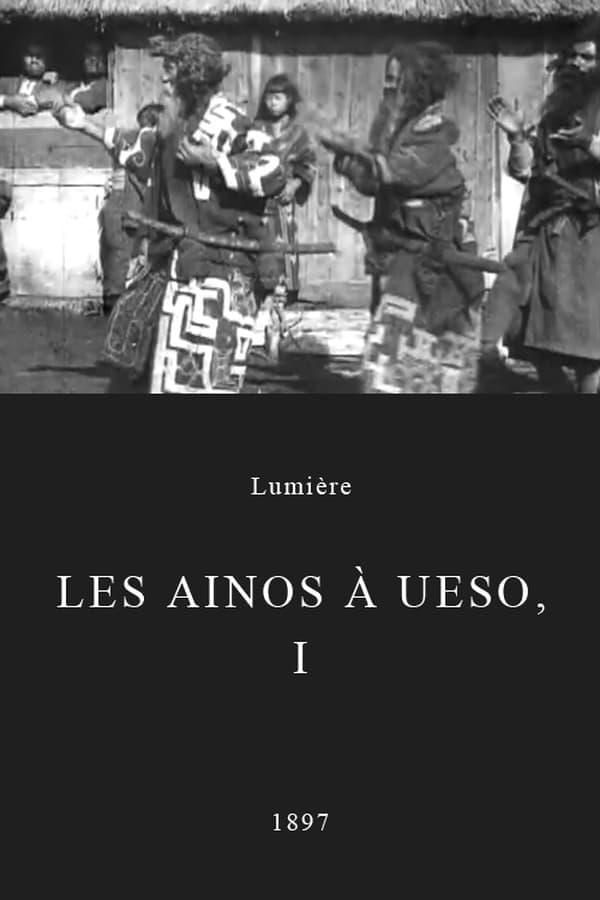 Les Aïnos à Yeso, [I]