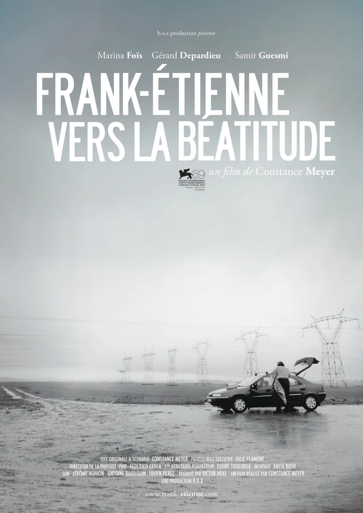 Frank-Etienne Towards Beatitude