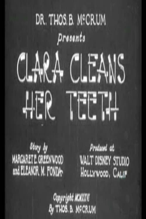 Clara Cleans Her Teeth