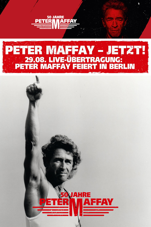 Peter Maffay - Jetzt! Live aus der Berliner Columbiahalle