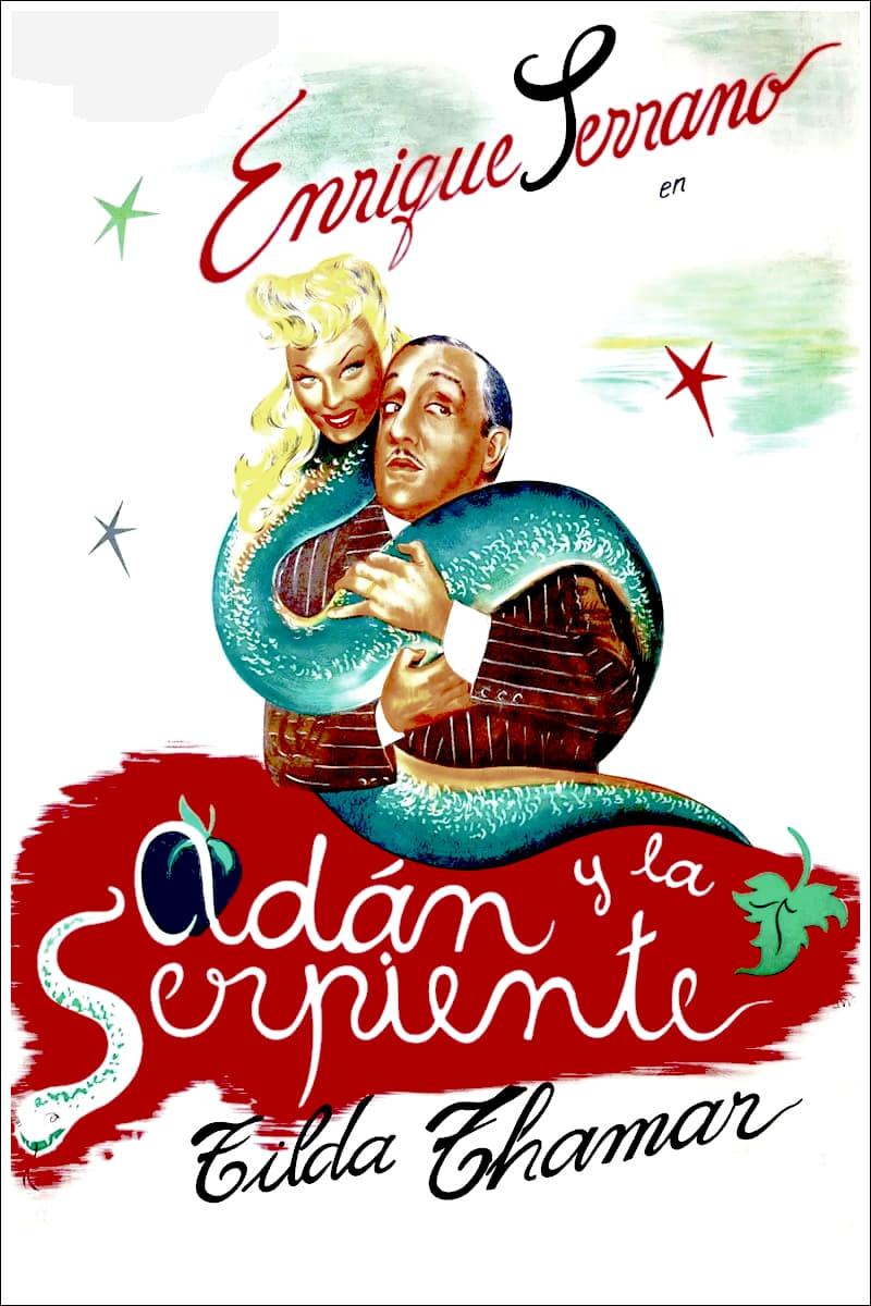 Adán y la serpiente