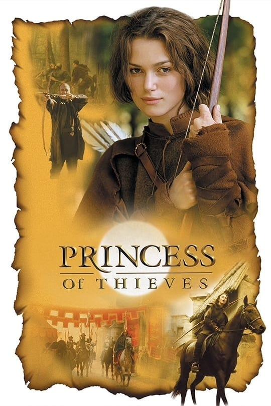 A Princesa dos Ladrões