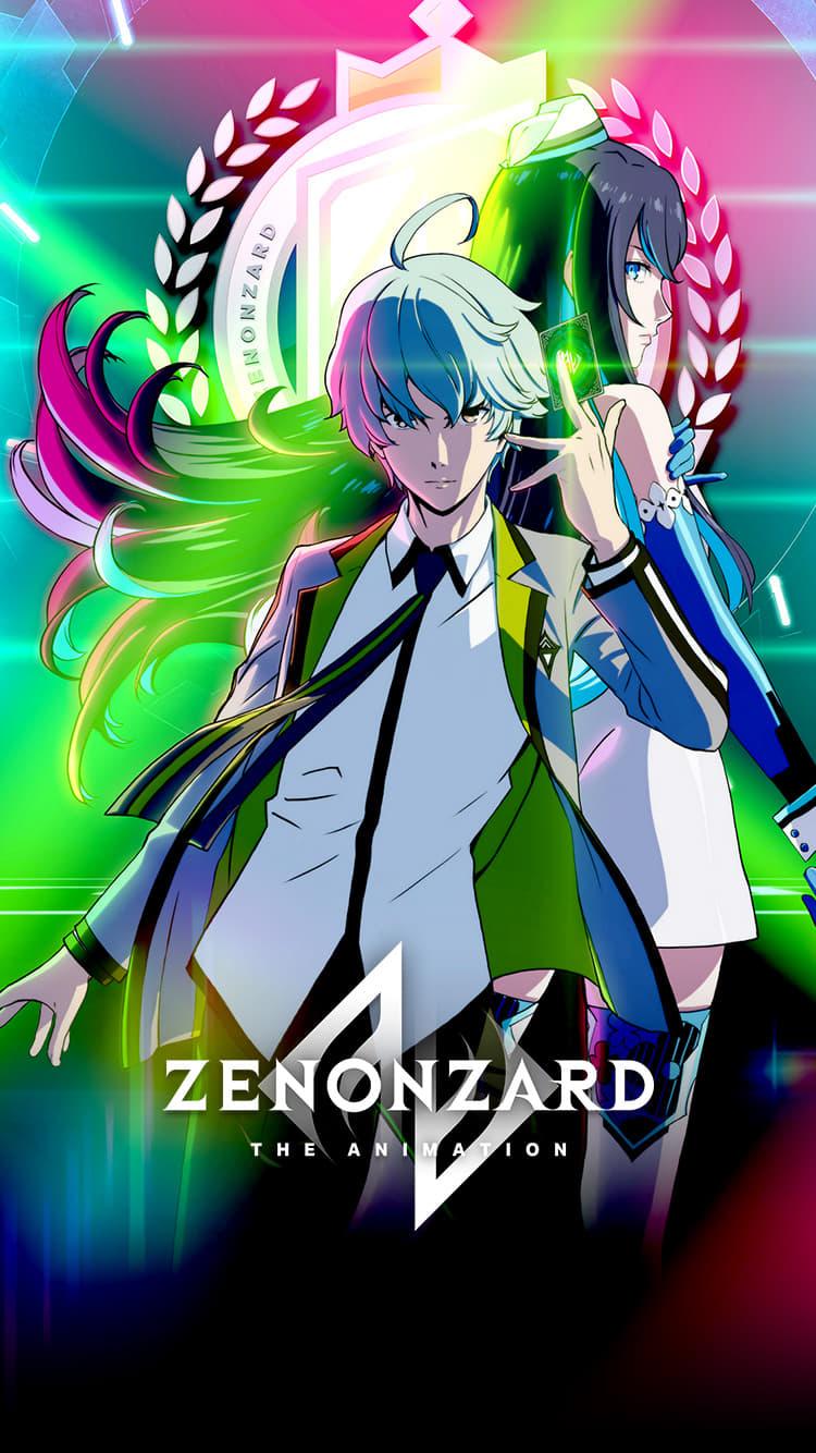 Zenonzard The Animation