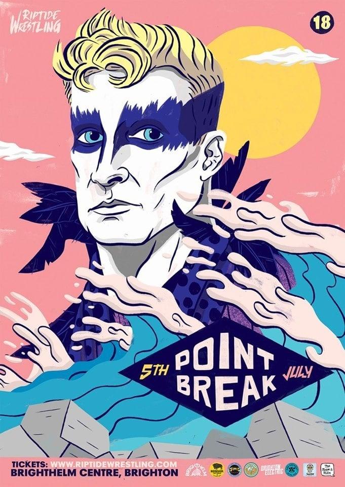 RIPTIDE Point Break 2019