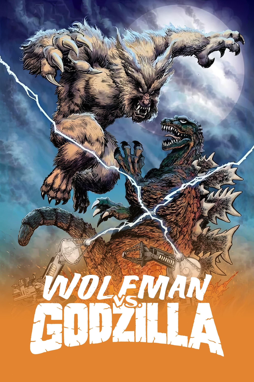Wolfman vs. Godzilla