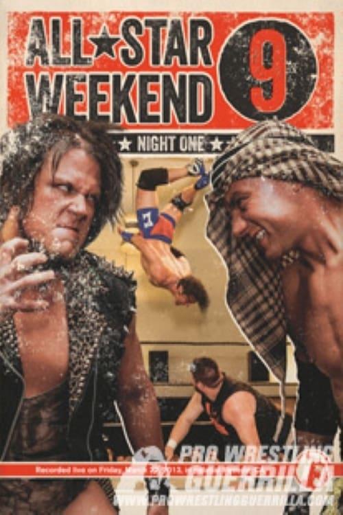 PWG: All Star Weekend 9 - Night One