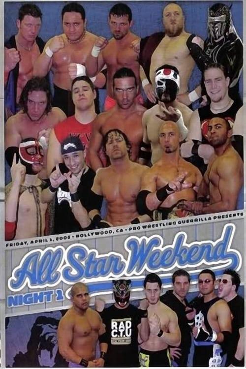 PWG All Star Weekend 2 - Night One