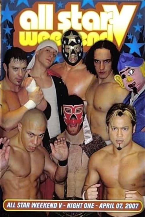 PWG All Star Weekend V - Night One