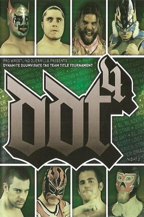 PWG DDT4 2008 - Night Two
