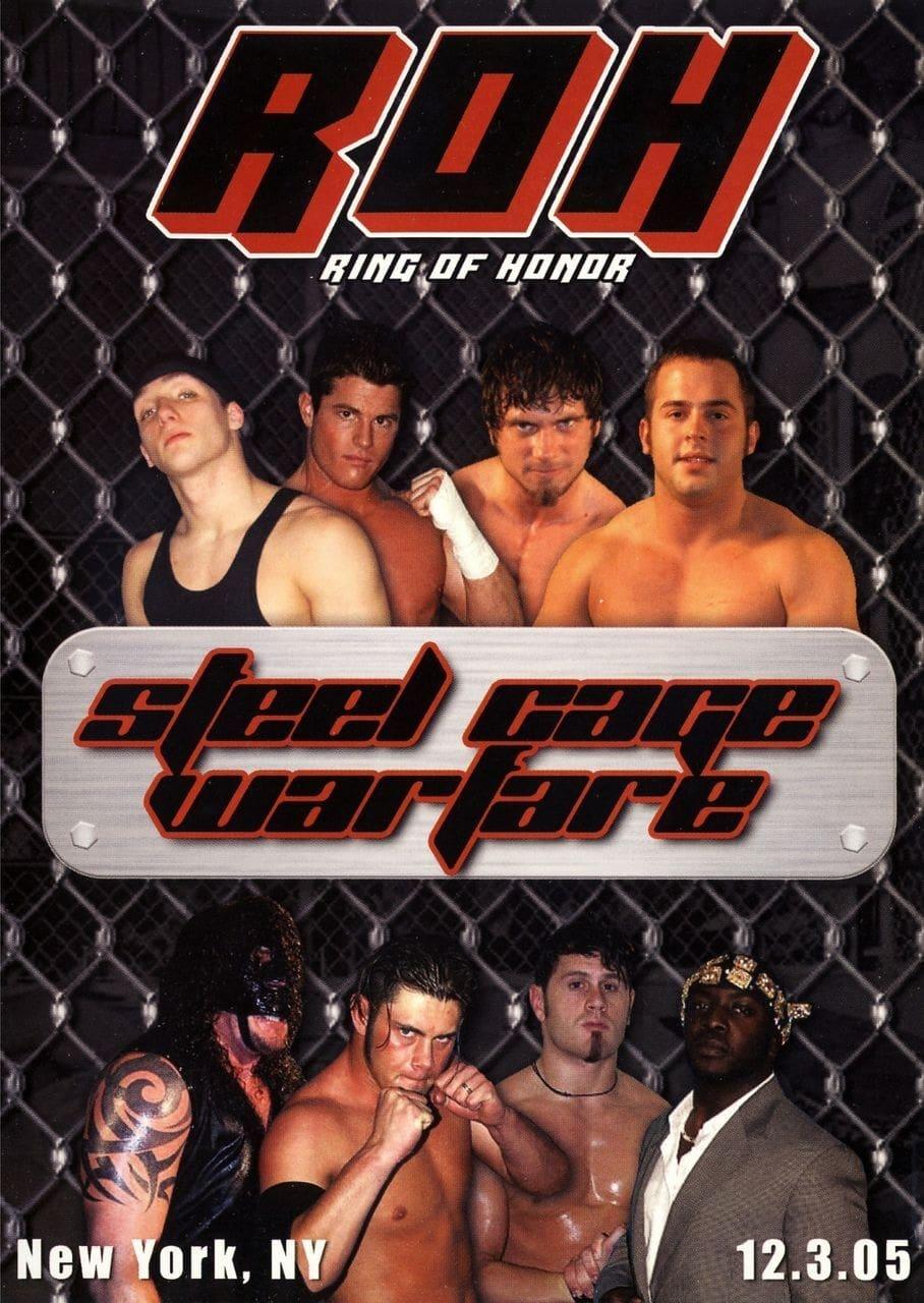 ROH: Steel Cage Warfare