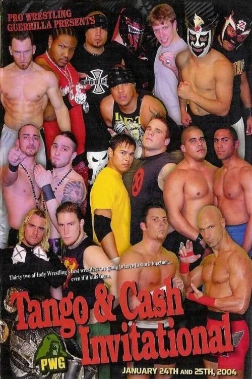 PWG Tango & Cash Invitational - Night One