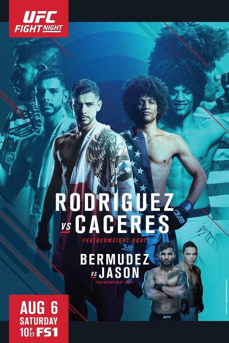 UFC Fight Night 92: Rodríguez vs. Caceres